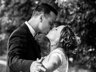 Le mariage de Vicky et Mathieu