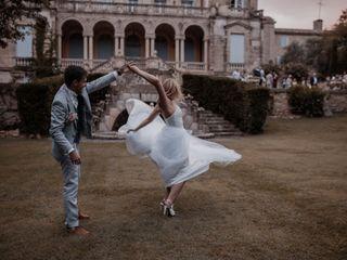 Le mariage de Coralie et Mickael