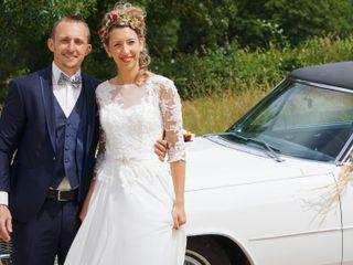 Le mariage de Marianne et Yohann