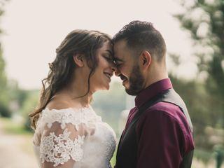 Le mariage de Samira et Hamza