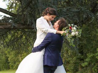 Le mariage de Eléonore  et Florian