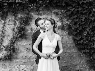 Le mariage de Marie-Cécile et David 1