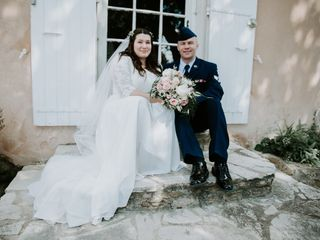 Le mariage de Géraldine et Joshua