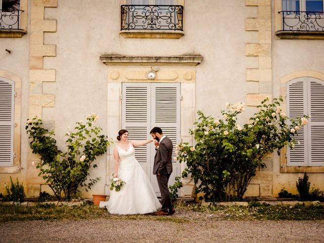 Le mariage de Paul et Adélie à Dijon, Côte d'Or 33