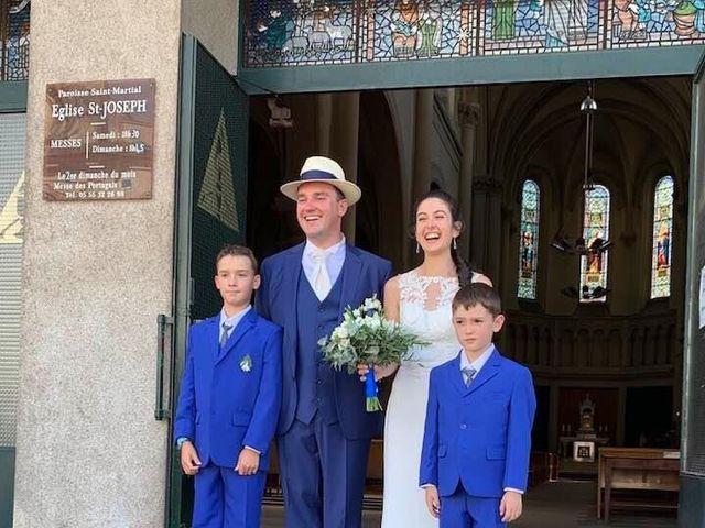 Le mariage de Maxime  et Pamela  à Limoges, Haute-Vienne 1
