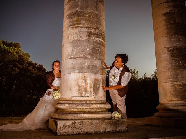 Le mariage de Naïma et Cynthia à Mauguio, Hérault 2
