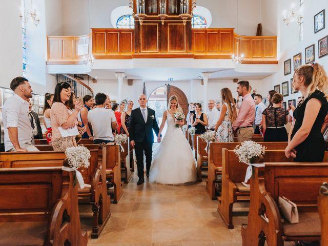 Le mariage de Victor et Laetitia à Kientzheim, Haut Rhin 15