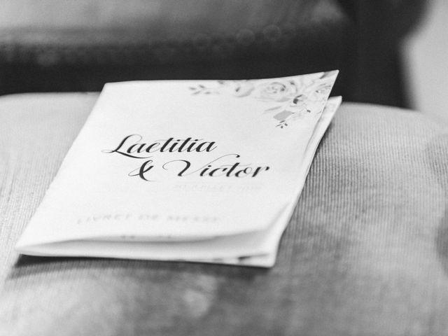 Le mariage de Victor et Laetitia à Kientzheim, Haut Rhin 16