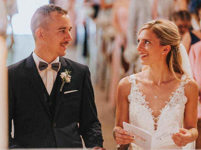 Le mariage de Victor et Laetitia à Kientzheim, Haut Rhin 21