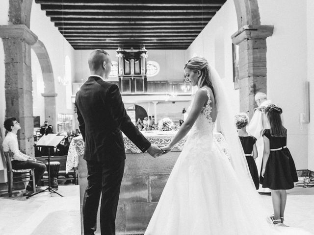 Le mariage de Victor et Laetitia à Kientzheim, Haut Rhin 22