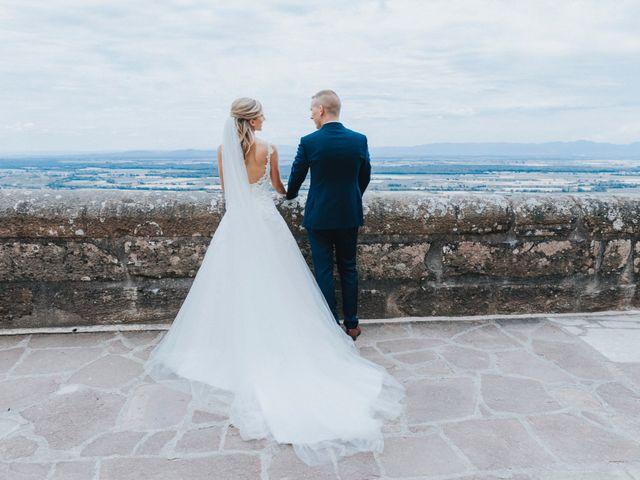 Le mariage de Victor et Laetitia à Kientzheim, Haut Rhin 26