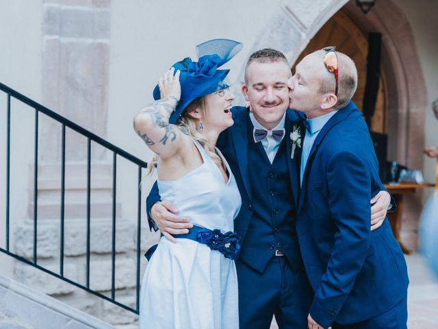 Le mariage de Victor et Laetitia à Kientzheim, Haut Rhin 31