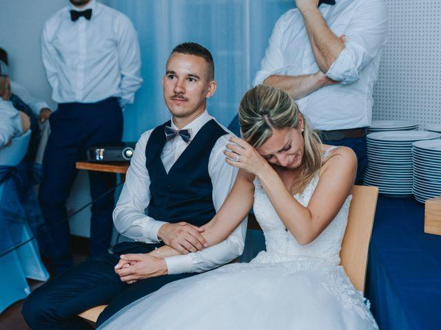 Le mariage de Victor et Laetitia à Kientzheim, Haut Rhin 41