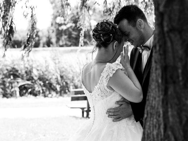 Le mariage de Mathieu et Vicky à Saint-Onen-la-Chapelle, Ille et Vilaine 23