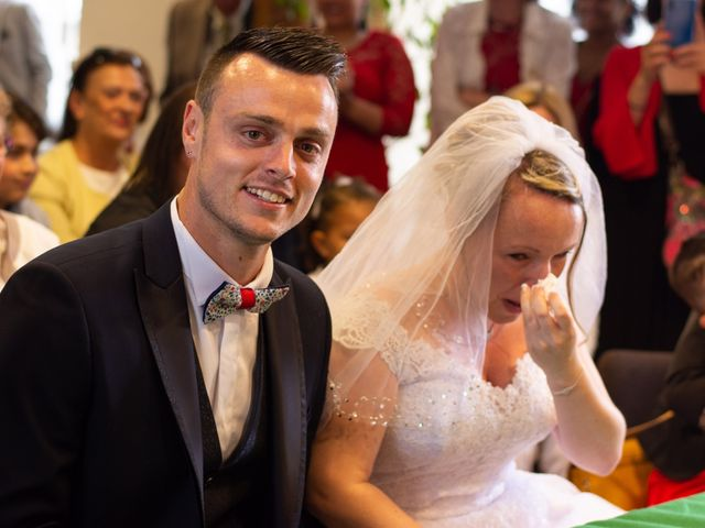 Le mariage de Mathieu et Vicky à Saint-Onen-la-Chapelle, Ille et Vilaine 30