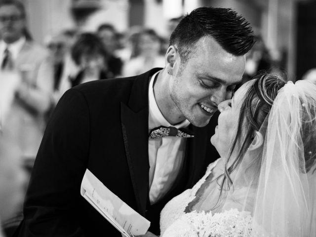Le mariage de Mathieu et Vicky à Saint-Onen-la-Chapelle, Ille et Vilaine 2