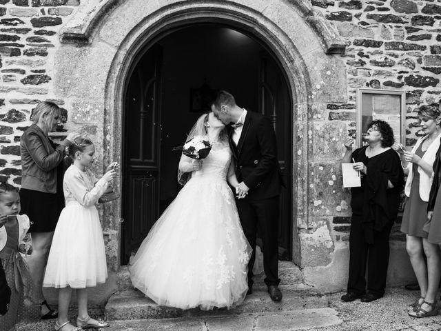 Le mariage de Mathieu et Vicky à Saint-Onen-la-Chapelle, Ille et Vilaine 34