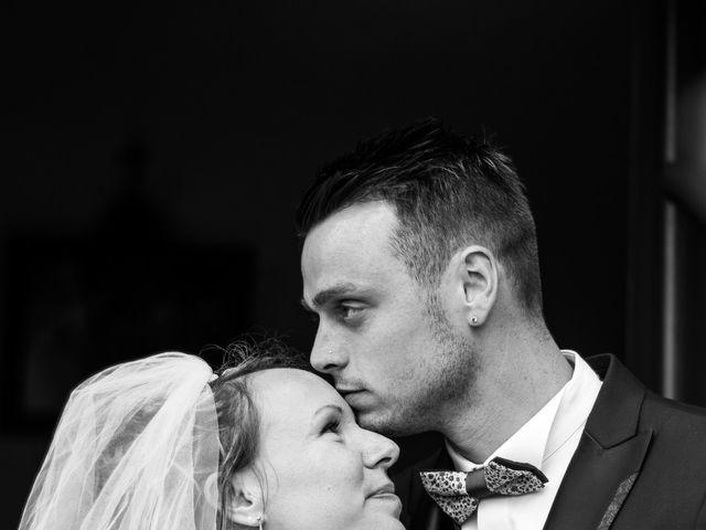 Le mariage de Mathieu et Vicky à Saint-Onen-la-Chapelle, Ille et Vilaine 35