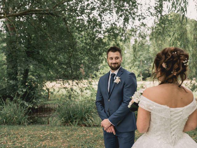 Le mariage de Jérôme et Angélique à Pont-Sainte-Maxence, Oise 15