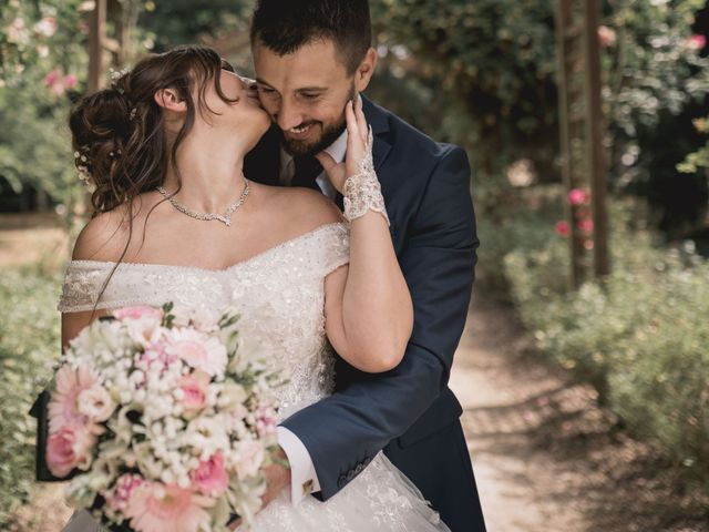 Le mariage de Angélique et Jérôme