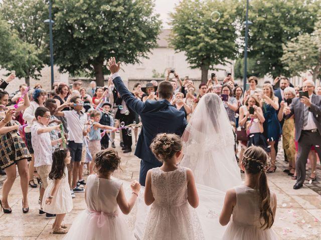 Le mariage de Jérôme et Angélique à Pont-Sainte-Maxence, Oise 34