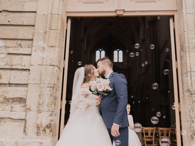 Le mariage de Jérôme et Angélique à Pont-Sainte-Maxence, Oise 35