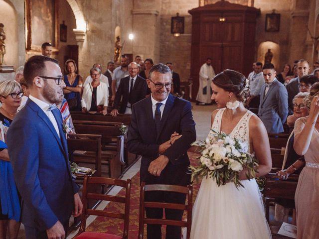 Le mariage de Benjamin et Charlotte à Robion, Vaucluse 20