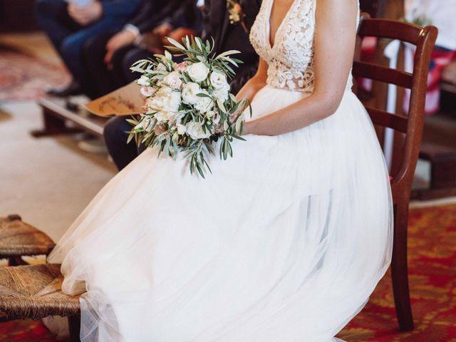Le mariage de Benjamin et Charlotte à Robion, Vaucluse 22