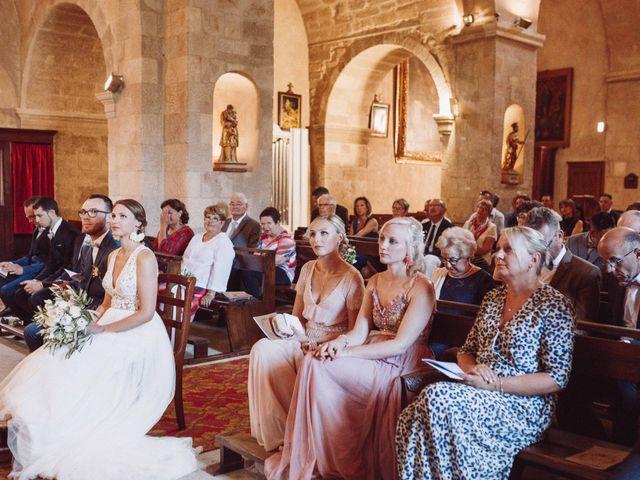 Le mariage de Benjamin et Charlotte à Robion, Vaucluse 25