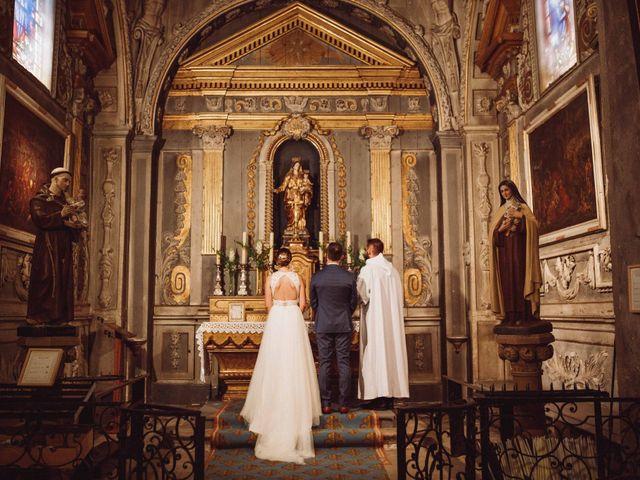Le mariage de Benjamin et Charlotte à Robion, Vaucluse 28