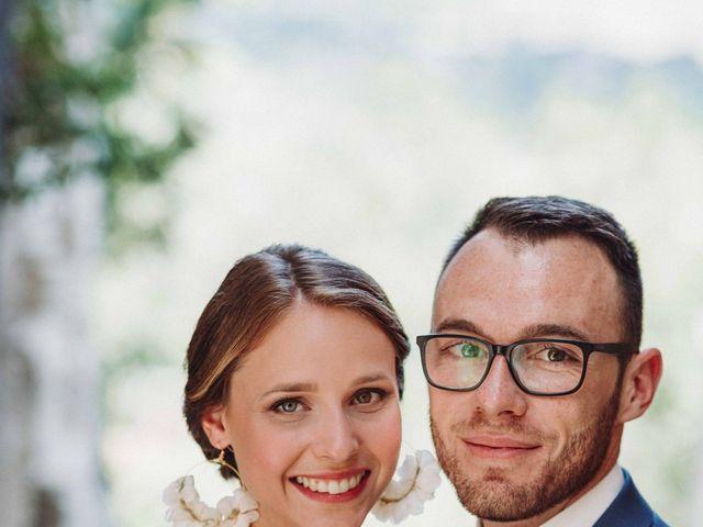 Le mariage de Benjamin et Charlotte à Robion, Vaucluse 31