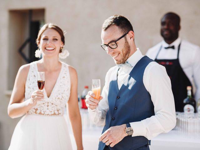 Le mariage de Benjamin et Charlotte à Robion, Vaucluse 72