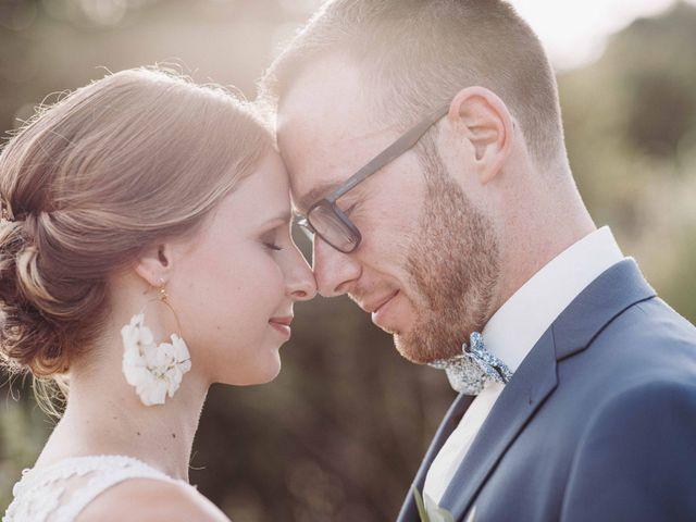 Le mariage de Benjamin et Charlotte à Robion, Vaucluse 81