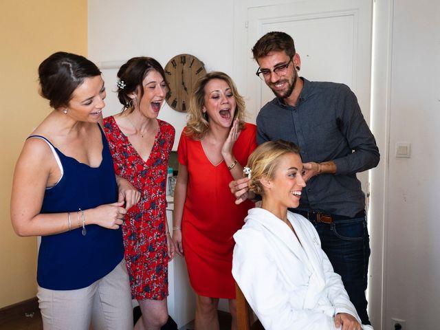 Le mariage de Thomas et Delphine à Bordeaux, Gironde 8