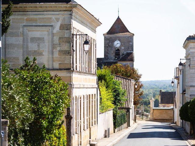 Le mariage de Thomas et Delphine à Bordeaux, Gironde 14