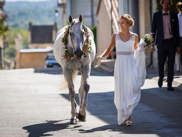 Le mariage de Thomas et Delphine à Bordeaux, Gironde 15