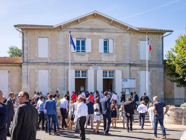 Le mariage de Thomas et Delphine à Bordeaux, Gironde 18