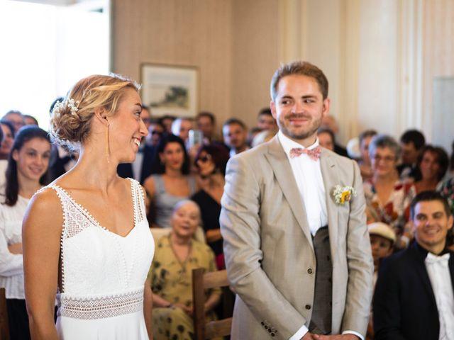 Le mariage de Thomas et Delphine à Bordeaux, Gironde 22