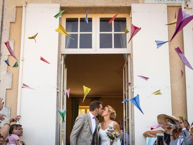 Le mariage de Thomas et Delphine à Bordeaux, Gironde 28