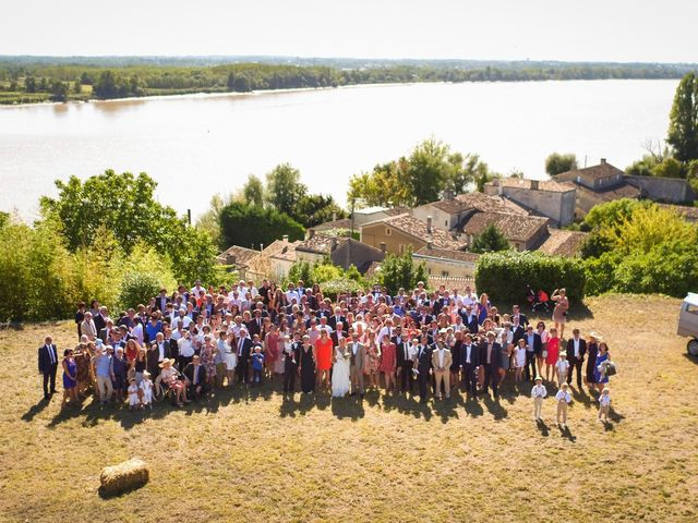 Le mariage de Thomas et Delphine à Bordeaux, Gironde 40