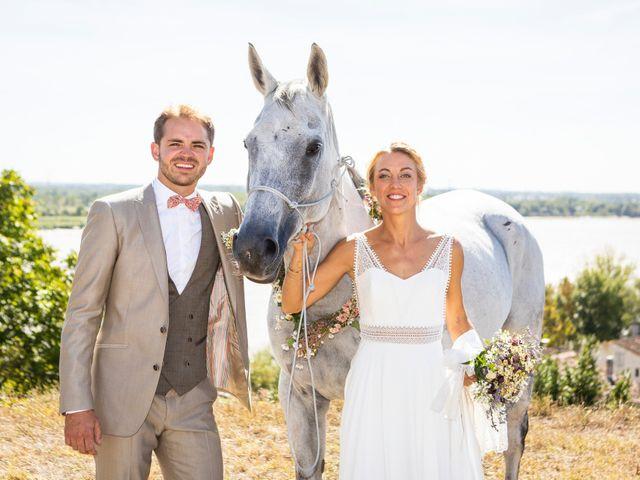 Le mariage de Delphine et Thomas