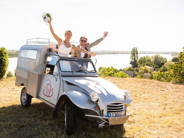 Le mariage de Thomas et Delphine à Bordeaux, Gironde 37
