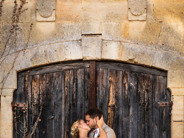 Le mariage de Thomas et Delphine à Bordeaux, Gironde 45