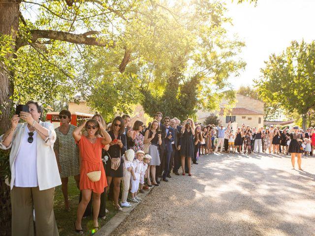 Le mariage de Thomas et Delphine à Bordeaux, Gironde 49