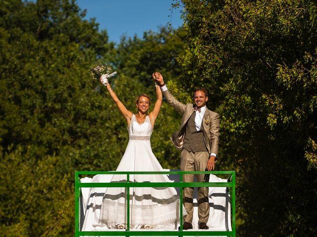 Le mariage de Thomas et Delphine à Bordeaux, Gironde 50