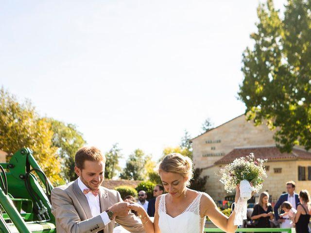 Le mariage de Thomas et Delphine à Bordeaux, Gironde 51