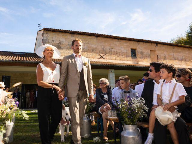 Le mariage de Thomas et Delphine à Bordeaux, Gironde 56