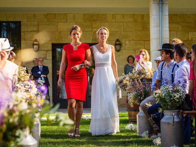 Le mariage de Thomas et Delphine à Bordeaux, Gironde 57