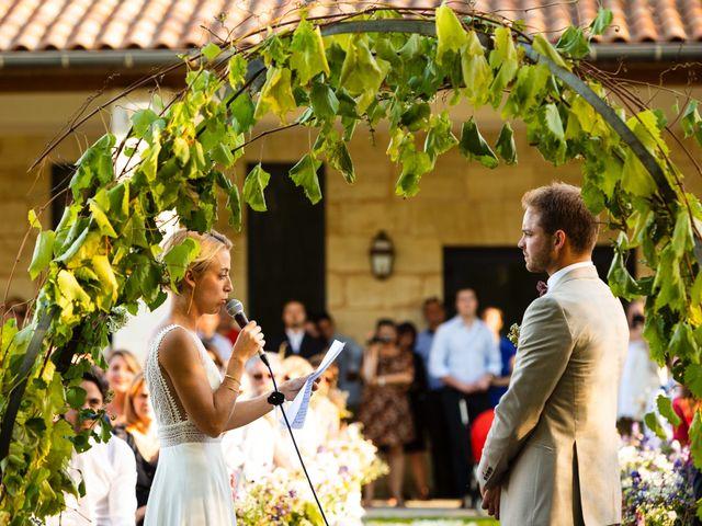 Le mariage de Thomas et Delphine à Bordeaux, Gironde 60