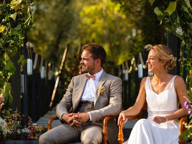 Le mariage de Thomas et Delphine à Bordeaux, Gironde 76